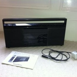 Bang and Olufsen - Beosytem 10 radio with cassette