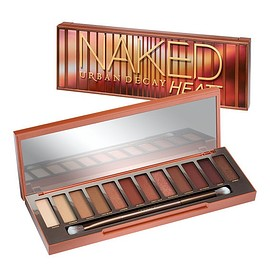 URBAN DECAY - Urban Decay naked heat eyeshadow palette