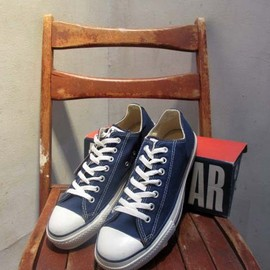 CONVERSE - CONVERSE ALL STAR 90′S Dead stock USA