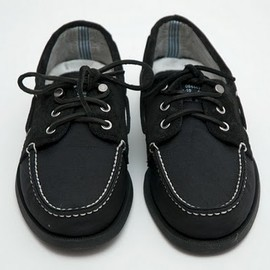 BAND OF OUTSIDERS - Band of Outsiders for Sperry Topsider Summer 2010 Deck Shoe