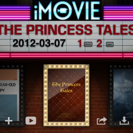 Apple - iMovie (for iOS)