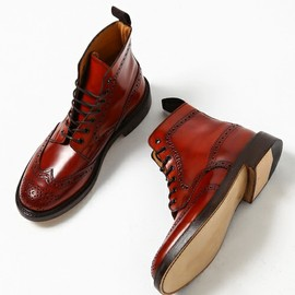 Tricker's - Cordovan mode