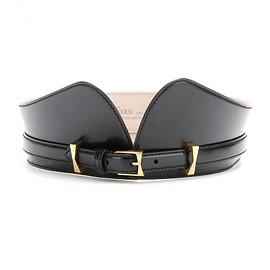 Alexander McQueen - Leather belt