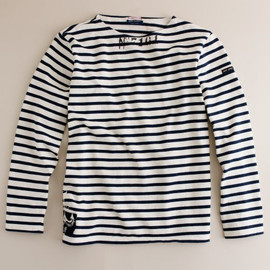 J.Crew - Saint James x Mister Freedom tee