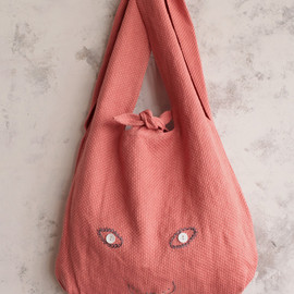 mina perhonen - usa bag 大 (Pink)