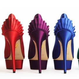 Charlotte Olympia - colorful