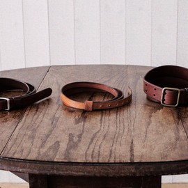 Le Sellier - LEATHER BELT