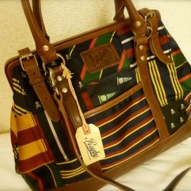RUGBY RALPH LAUREN - Patchwork  bag