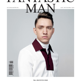 FANTASTIC MAN - FANTASTIC MAN    ISSUE 16