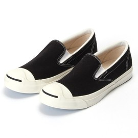 JACK PURCELL SLIP-ON レッド