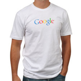 Google - Organic Basic T-Shirt