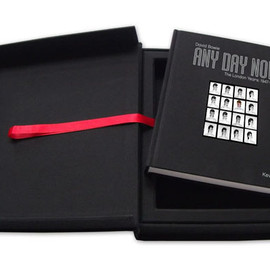 DAVID BOWIE - 'Any Day Now' Book