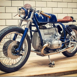 Kingston Custom - BMW R100/7 Bobber