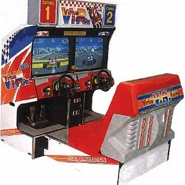 SEGA - Virtua Racing