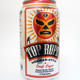 Upslope Brewing Company - TOP ROPE MEXICAN-STYLE Craft Lager