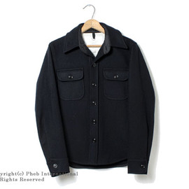 FIDELITY - 24oz CPO SHIRT JACKET