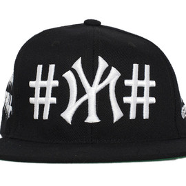 40oz NYC x BEEN TRILL - BEEN TRILL x 40oz NYC   Snapback Cap