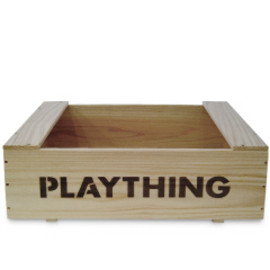 LANDSCAPE PRODUCTS - Stacking Toy Box