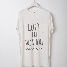 T / L / A - UNISEX : LOST IN VACATION