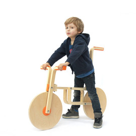 draisienne IKEA frosta stool bicycle hack