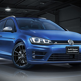 Volkswagen - Golf R Variant Launch Edition