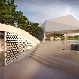 Villa F by Peter Thomas - Villa F by Peter Thomas