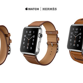 Apple - Apple Watch Hermés