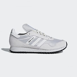 adidas originals - NEW YORK   -crystal white s16/off white/gray two f-