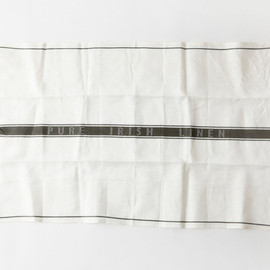 MARGARET HOWELL - GREY LINEN TEA TOWEL
