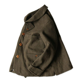 TATAMIZE - TATAMIZE SHAWL COLLAR JACKET
