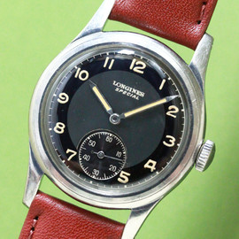 """LONGINES - """"SPECIAL"""" Round Style"""