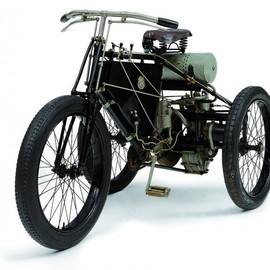 DE DION-BOUTON - TRICYCLE
