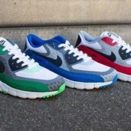 Nike - NIKE AIR MAX 90 BREATHE 3COLORS