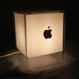 "Apple - Power Mac G4 Cube ""Light"""
