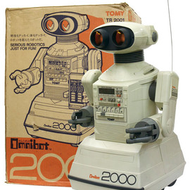 TOMMY - Omnibot 2000
