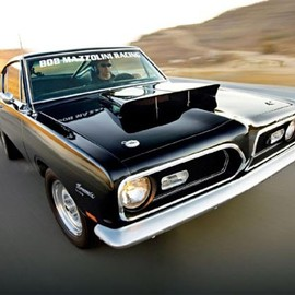 Plymouth - BARRACUDA 1969