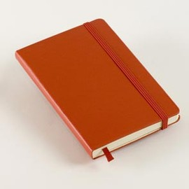 MOLESKINE - Hard cover Weekly notebook RED