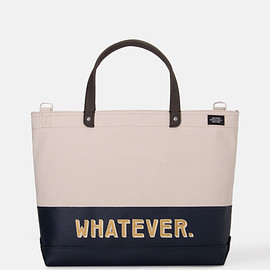 jack spade - Dipped Industrial Canvas Dipped Coal Bag