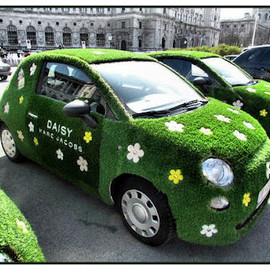 "FIAT - FIAT 500 ""DAISY"" by Marc Jacobs"
