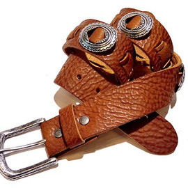 WILL LEATHER GOODS - CONCHO BELT