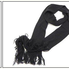DIOR HOMME - 04A/W Fringe Long Stole