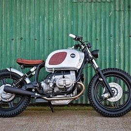 Kevils Speed Shop - Bobtail / BMW R80 Bobber