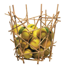 Alessi - Blow Up Bamboo Basket