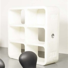 W&LT - Shelf by Marc Newson
