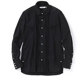 nonnative - COWBOY SHIRT RAYON BROAD