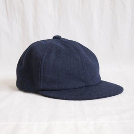 COMES AND GOES - CYCLING CAP #navy
