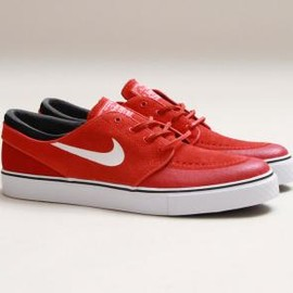 NIKE SB - NIKE SB ZOOM STEFAN JANOSKI PR SE LIGHT CRIMSON/WHITE-GYM RED