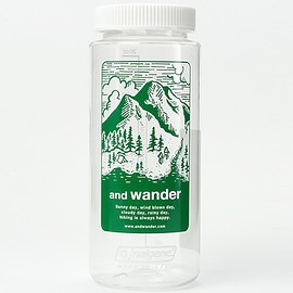 and Wander - Nalgene Bottle