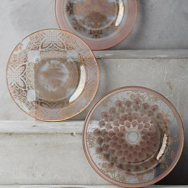 Anthropologie - Renesse Canape Plate Set