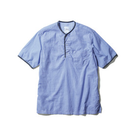 uniform experiment - S/S PIPING SHIRTS